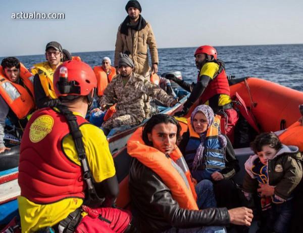 photo of Над 200 мигранти спасени край испанските брегове