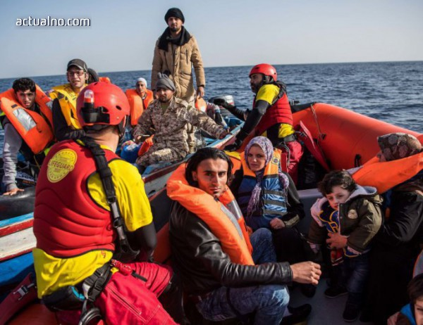 photo of Мароканската брегова охрана спаси 143 нелегални мигранти