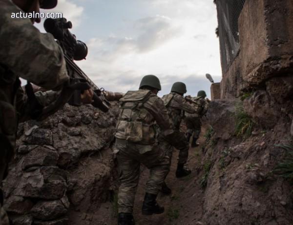 photo of Докато светът гледа към Източна Гута, турската армия избива стотици цивилни в Африн
