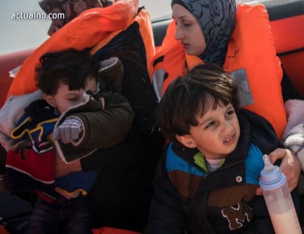 photo of Девет жертви, включително деца, при потъването на мигрантска лодка в Турция