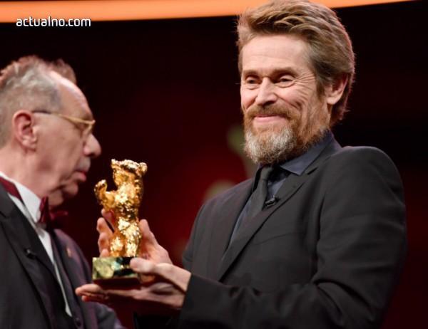 photo of Почетна награда за Уилям Дефо на Берлинале 2018