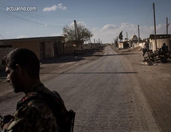 photo of Мисията на ОЗХО още не е пристигнала в град Дума