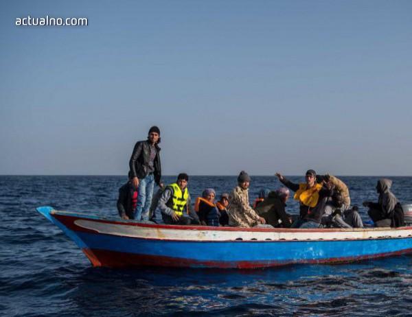 photo of Мигранти загинаха край Либия, 200 бяха спасени