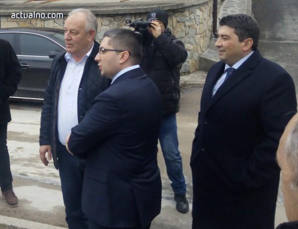 """photo of Нанков: Първото """"ВиК"""", което ще възлага голям воден проект, е в Смолян"""