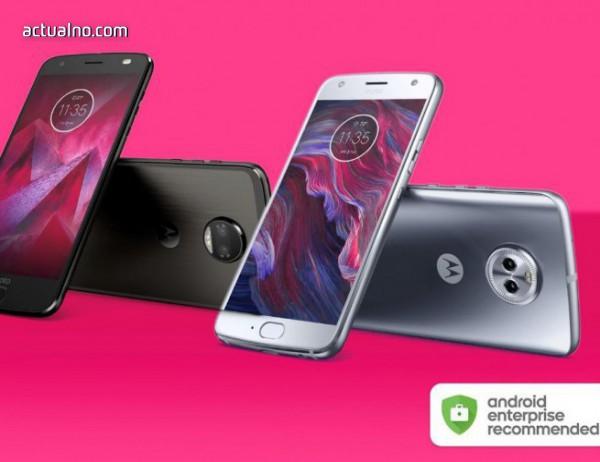 photo of Motorola се присъедини към програмата Android Enterprise