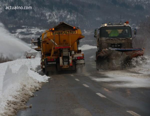 photo of Нормализира се зимната обстановка в Старозагорско
