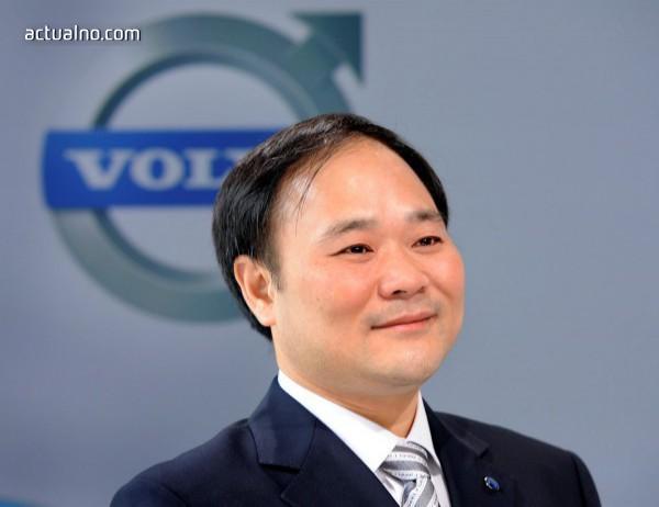 photo of Собственикът на Volvo стана най-големият акционер в Daimler