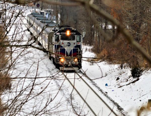 След снега - всеки десети влак у нас закъснява