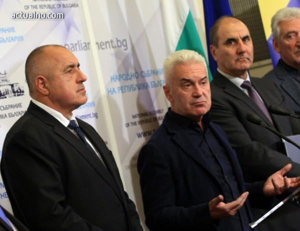 photo of Сидеров предава България и на ГЕРБ не им пука