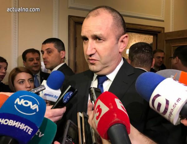 photo of Румен Радев: Обществото може да плати много висока цена, ако обективността отсъства в медиите