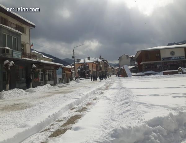 photo of Чепеларе се готви за снежен 3-ти март