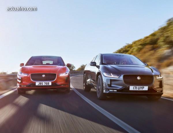 photo of Jaguar показа оръжието си срещу Tesla Model X