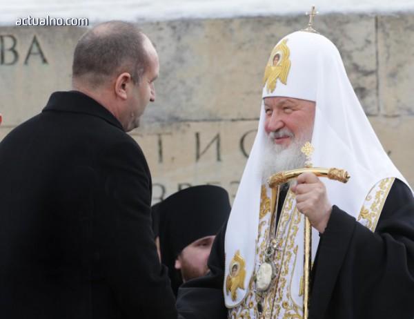 photo of Това ли е целта на Кремъл с визитата на патриарх Кирил у нас?