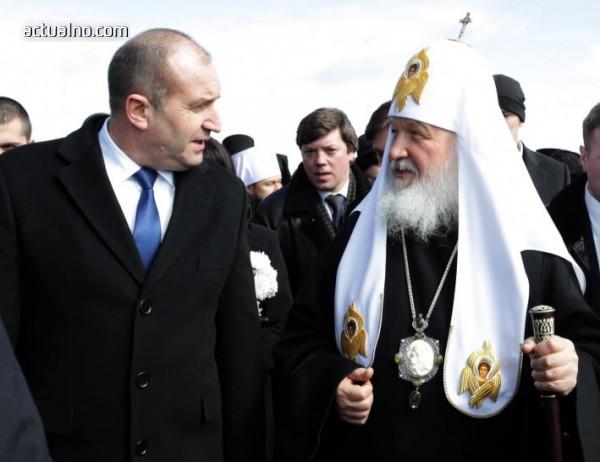 photo of Разговорите между президента и руския патриарх не са били засекретявани, не е имало и стенограма