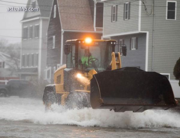 photo of Бури предизвикаха хаос в четири американски щата