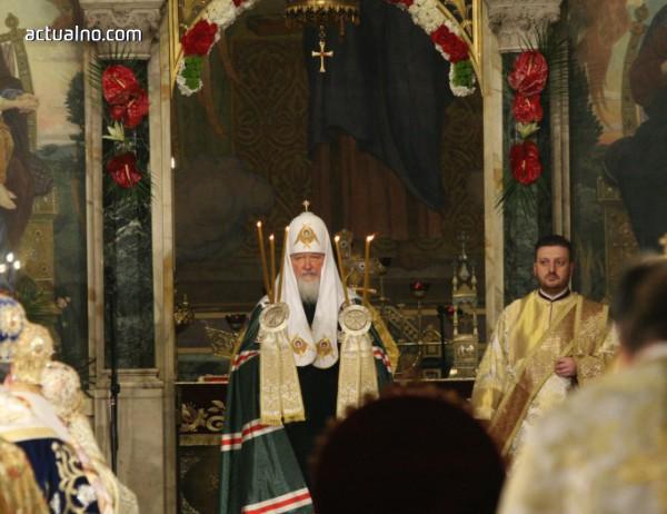 photo of Обръщение към патриарх Кирил: Благодарността се заслужава*
