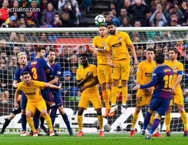 photo of Меси наказа Атлетико и издърпа Барса с 8 точки на върха
