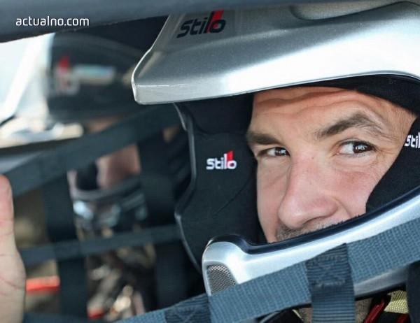 """photo of Гришо отново се отдаде на забавления, кара състезателно """"Ламборгини"""" (ВИДЕО)"""