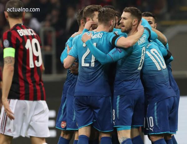 photo of Арсенал се събуди и победи Милан в Италия