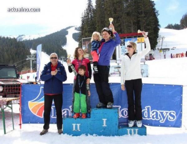 photo of За поредна година в Банско се проведе състезание по ски за дипломати