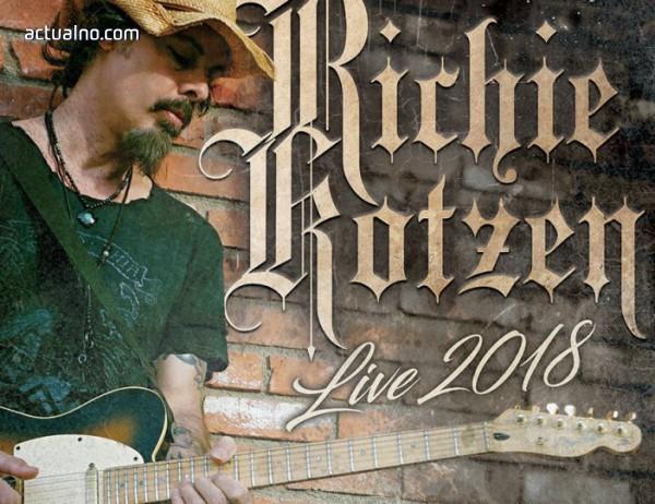 photo of Richie Kotzen пристига за концерт в София на 4 юли