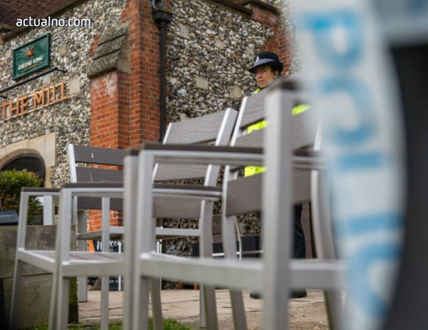 photo of Великобритания гони 23 руски дипломати, бивш руски агент знаел за покушението срещу Скрипал