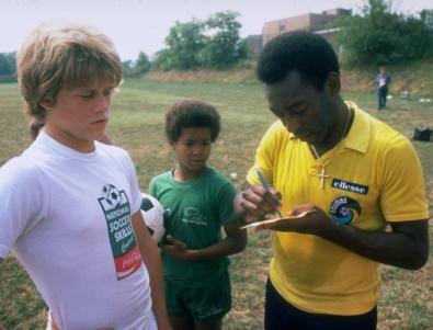Световно първенство по футбол 1970: Пеле-мания