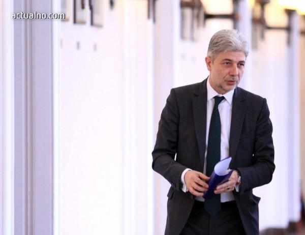 """photo of """"Зелените"""" иска оставката на Нено Димов след предоставени концесии на Христо Ковачки"""