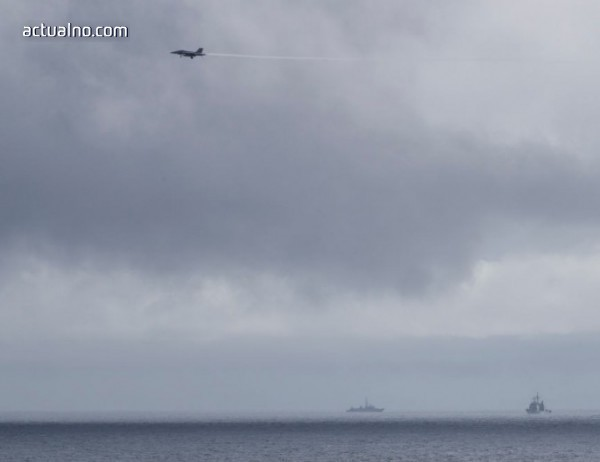 photo of Руски изтребител заплаши американски самолет над Черно море (ВИДЕО)