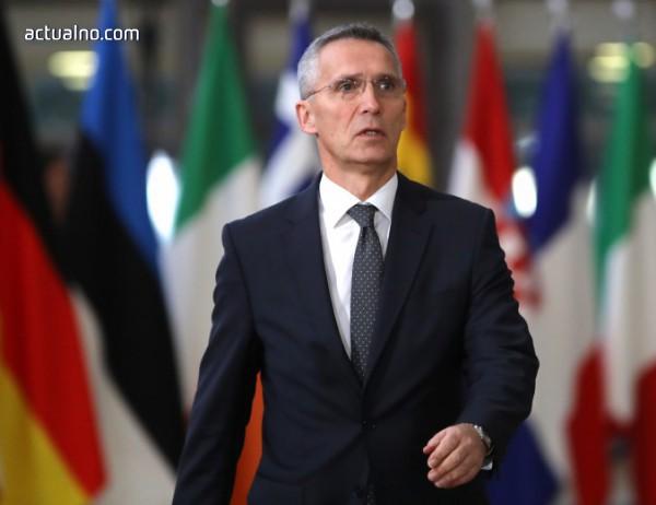 photo of НАТО не смята, че напрежението между Гърция и Турция е неин проблем