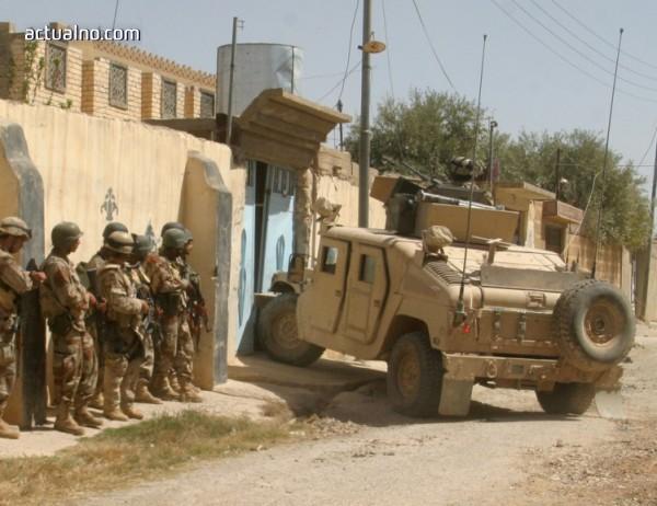 photo of Франция изпрати военни в сирийския град Манбидж