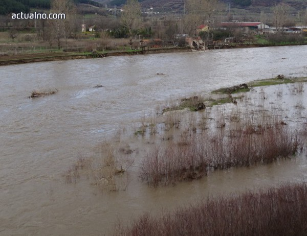 photo of Нива на реките в Западнобеломорския басейн са останали без съществени изменения