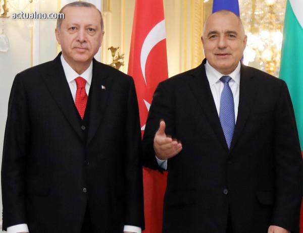 photo of Ердоган благодари на Борисов за срещата във Варна