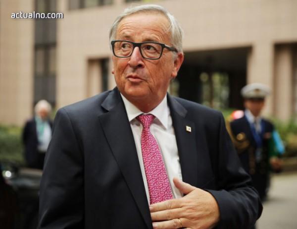 photo of Пиян на кирка ли е Юнкер на срещата на НАТО? (ВИДЕО)