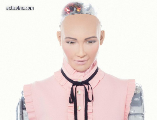 photo of Първият хуманоиден робот кани световните лидери да посетят София - Дигиталната столица
