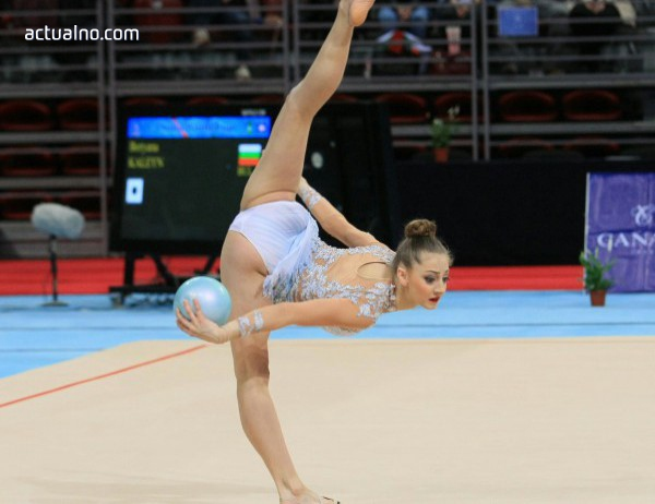 Бронзов медал за Боряна Калейн на Европейското в Баку*