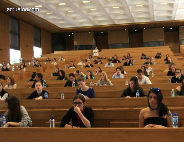 """photo of Кандидат-журналистите в СУ пишат по темата: """"Думите отлитат, написаното остава"""""""