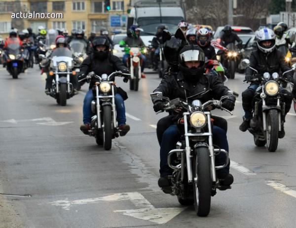 photo of Фукнята на мотористите - не в центъра на София (ВИДЕО)