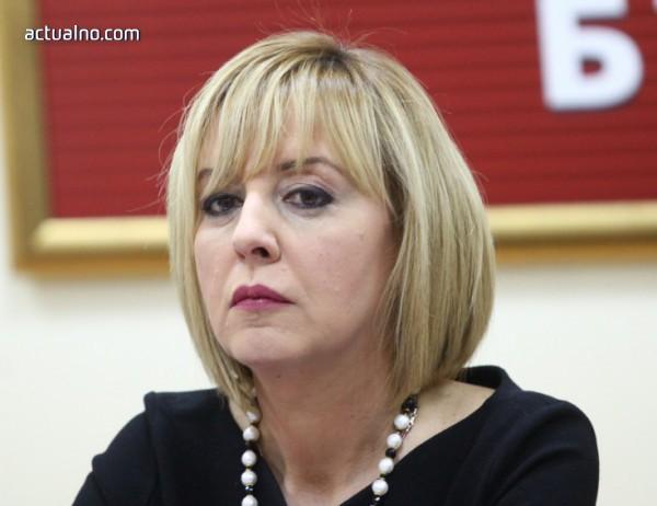 photo of Манолова иска глоба за кмета на Община Хитрино