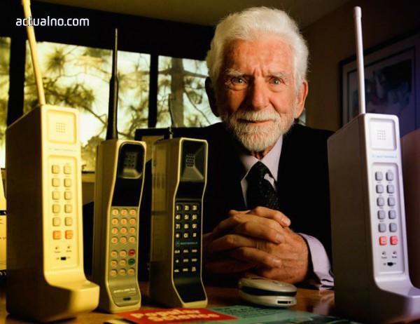 photo of Мобилният телефон става на 45 години