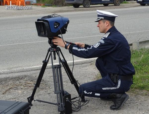 """photo of Пътната полиция започва акцията """"24 часа скорост"""""""