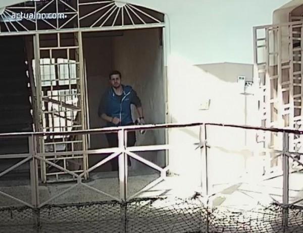 photo of Появи се видео от бягството от Централния софийски затвор