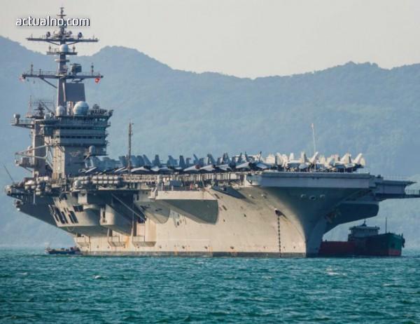 photo of САЩ мълчат за военния кораб в Черно море, не мислят за военен отговор заради Керченския проток