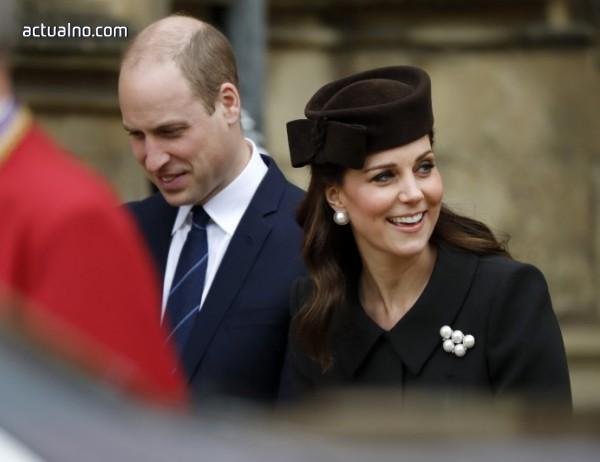 photo of Принц Уилям се издаде за пола на бебето си