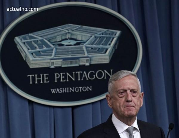 photo of САЩ: Асад не е цел на ракетния удар