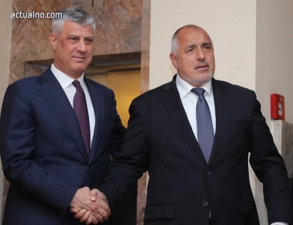 photo of Борисов в Прищина: Забравете егоизма, той е пагубен за целия регион