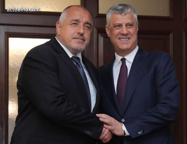 photo of Хашим Тачи: Казах на Борисов, че сме готови за мир със Сърбия