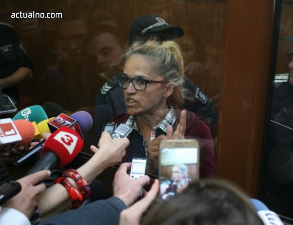 photo of Оковали Десислава Иванчева заради липсата на добра болница за арестантите