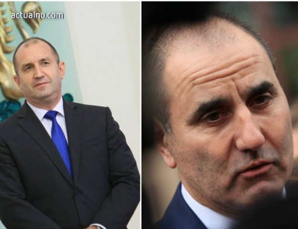 photo of Цветанов срещу президента: умрете от скука