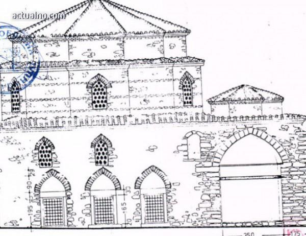 photo of Реставрират Ески Джамия в Дупница, ползвана като затвор, склад, игрален салон